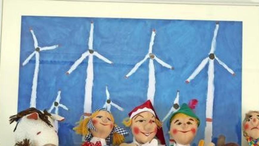 22.09.15 Klimamanagerin lobt Schreibwettbewerb aus – Kinderparty im Energiezentrum