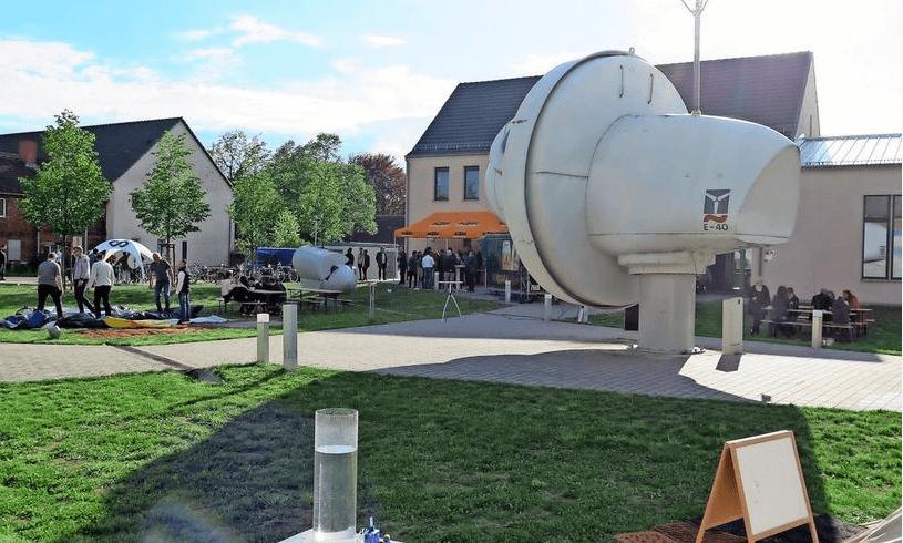 Tag der Erneuerbaren Energien in Feldheim – viele Aktionen mit Erneuerbarer Energie