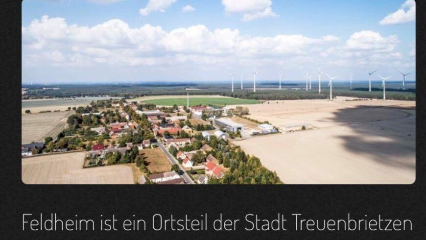 Wiedereröffnung des Neue Energien Forum